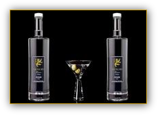 Luxury Premium Vodka